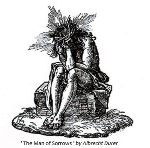 'The Man of Sorrows' by Albrecht Durer