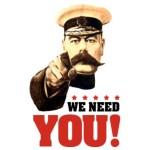 We need you 2