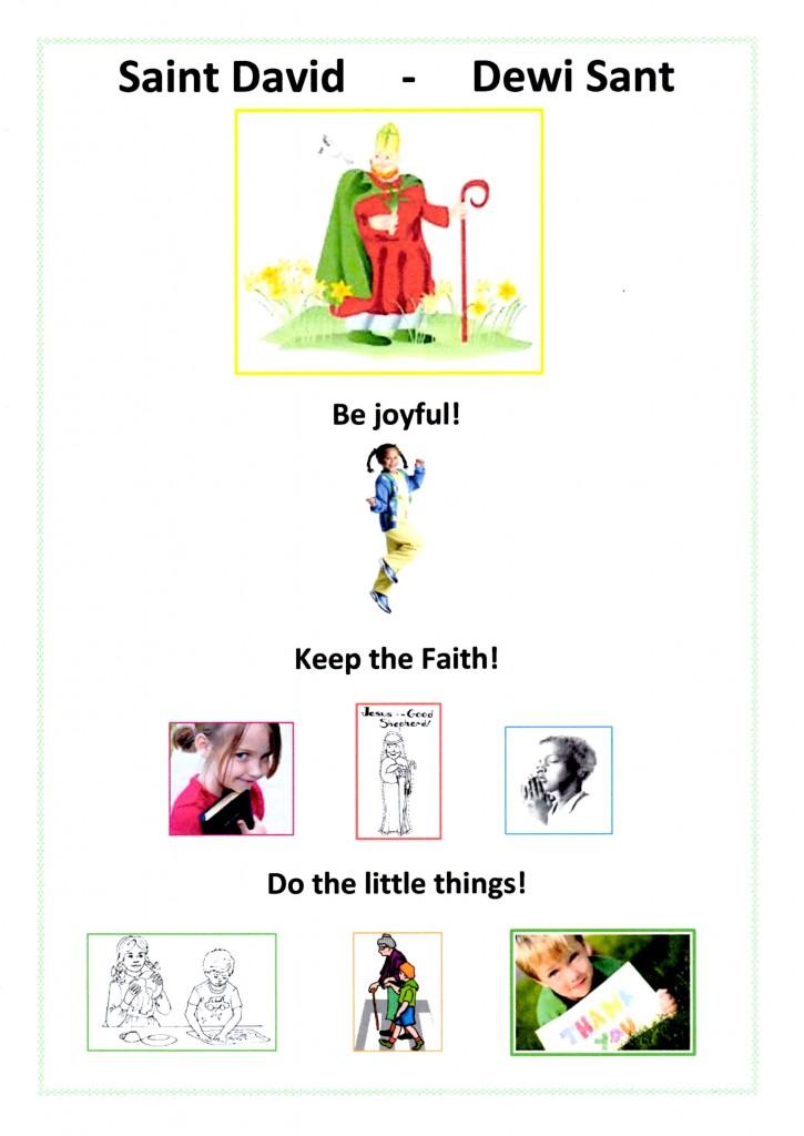 St David Poster