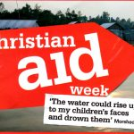 Christian Aid envelope 2016